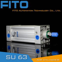 SU シリーズ - シリンダ | ソレノイドバルブ標準空圧シリンダ / 空圧コンポーネント