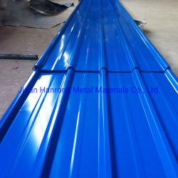 지붕에 의하여 이용되는 TDC51D+Z 0.2mm 두꺼운 Prepainted 강철 코일 Ral 색깔 장