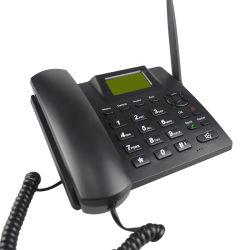 6188 Simple/Double Carte SIM de téléphone de bureau Téléphone fixe sans fil