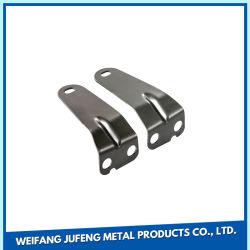Kundenspezifisches Stainless Stahlblech-Metall, das Teil-Form-Verschluss-Andruckleiste für industrielles Equipment&#160 stempelt;