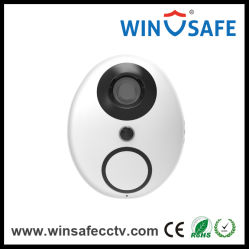 Caméra de sécurité à domicile micro intégré sonnette caméra IP