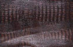 Bl1917 Flash Crocodilo Pó de prata em relevo Aritificial sintético de enchimento de couro de PVC para sacos& Sofá& Cadeiras