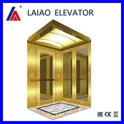 Los pasajeros de lujo ascensor Ascensor para el hogar de observación Hotel Edificio de Oficinas Hospital