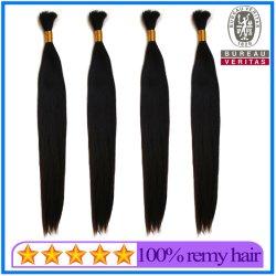 Venda por todo o comprimento do cabelo em massa natural para afro-americano