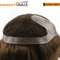 Peluca de integración de proveedor de la mujer virgen peluca de pelo humano para la venta