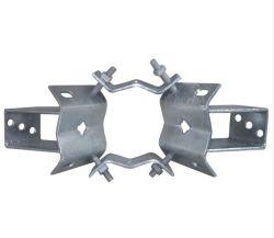 Montaggio di HDG Tranformer Palo - riga hardware del Palo della parentesi
