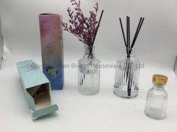 Huile essentielle et de parfum dans l'arôme Reed diffuseur de parfum boîte cadeau pour la maison
