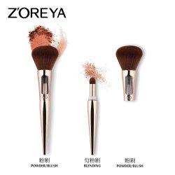 Verfassungs-Pinsel Schönheits-Produkte Soem-Cosmetics Plastic De Brochas Maquillajes