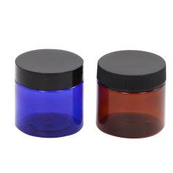 [60غ] زرقاء محبوبة مستحضر تجميل [هير برودوكت] يعاد بلاستيكيّة مستحضر تجميل مرطبان