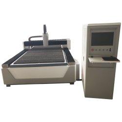 6mm máquina de corte láser de fibra metálica de acero inoxidable