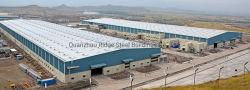 Costruzione del metallo della struttura d'acciaio della H-Sezione prefabbricata/magazzino/workshop ad alta resistenza/costruzione della pianta/liberato di /Prefabricated della Camera
