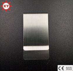 Clip in acciaio inox vuota personalizzata OEM con il logo