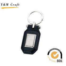 Высокое качество бизнеса цепочки ключей из натуральной кожи с помощью окна