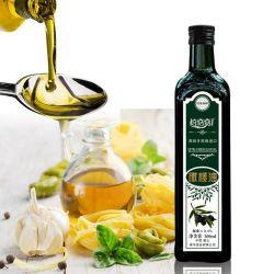 rivestimento di vetro della bottiglia 31.5mm di memoria di Marasca dell'olio di oliva 500ml