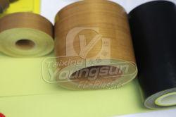 Non-Stick Heat-Resistance / Fita adesiva de fibra de vidro revestida a PTFE