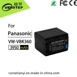 Kamera-Batterie VW-Vbk360 des Kamerarecorder-3.6V für Panasonic VW-Vbk360