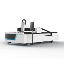 Портативный 1000W Mini цена установка лазерной резки с оптоволоконным кабелем листовой металл
