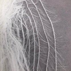 100% полиакрил длинные волосы пряжи в 4 см для волос