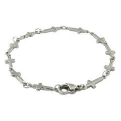 De nouveaux produits en acier inoxydable Mode Bijoux Tendances Bracelet à chaud