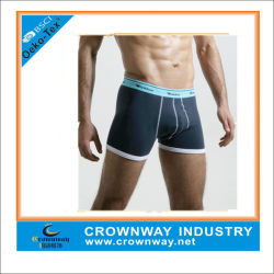 Hoge kwaliteit Underwear Fashion Shorts Knitting Boxers for men (CW-MU-15)