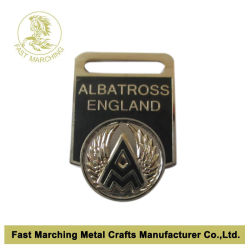 ID do Exército Militar de metal personalizado emblema distintivo