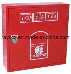 En671/carrete de manguera de incendios aprobado Gabinete manguera contra incendios