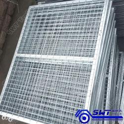 Jaula de acero galvanizado para caja de tráiler
