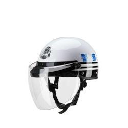 夏の殴打の特殊部隊のオートバイのヘルメット