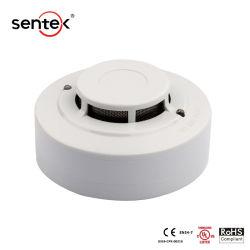 2ホームセキュリティーシステムのためのワイヤー4ワイヤー煙探知器センサー