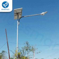 ブルーマート LED 屋外ソーラーストリートガーデンライト(ライトソース付き