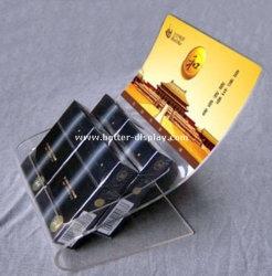 Оптовая торговля акрилового пластика витрины сигарет подставка для хранения