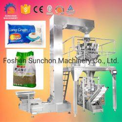 Forme verticale Vffs d'emballage d'étanchéité de la machine de remplissage de la machine pour des collations soufflées alimentaire Aliments