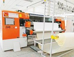 Yuxing أفضل بيع المرتبة آلة القذف غير المكوك سلسلة نوع التجميع