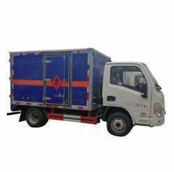 Мини-пикап 4X4 сжиженный газ бачок транспорта Ван