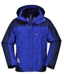 Cappotto di campeggio rampicante Chaqueta del pattino di vendita del rivestimento di sport caldo delle coppie