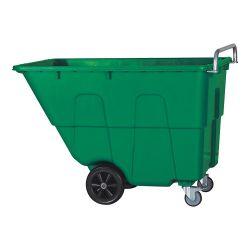 Inclinação Deluxe Veículo do caixote do lixo e Bin e recipiente de resíduos