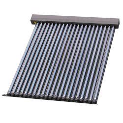 O tubo de vácuo de qualidade certificada internacionalmente Colectores solares