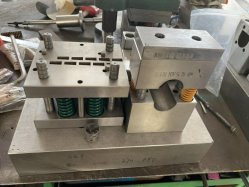 Custom металлические тиснение Fabriacation Precision Mold прогрессивного штамповки умирают пресс-формы