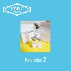 La pureza Melanotan2 Péptido Melanotan mt2 2 de la piel para el bronceado