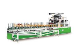 300mm de Machine van de Deklaag PUR voor Verpakkende het Lamineren van het Profiel van pvc Machine