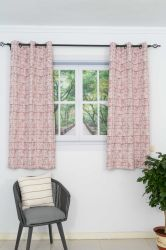 Novo design de moda a cortina da janela da sala de estar e quarto de cama