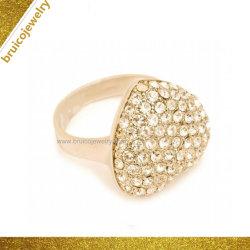 Классический дизайн сердца мода ювелирные изделия свадебные кольца с алмазной для женщин