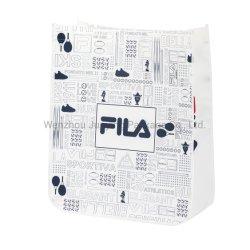 Sacchetto non tessuto laminato alta qualità con il marchio personalizzato