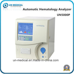 Matériel de laboratoire Fully-Automatic 3-part de l'hématologie de l'analyseur de cellules sanguines du différentiel