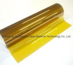 우수한 성과 황금 Polyimide 필름 1-7 밀 간격