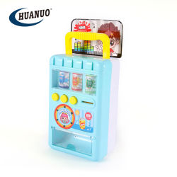 Brinquedo Infantil plástico Mini brinquedo máquina de venda de bebidas