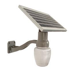 Contrôle de la lumière de l'éclairage à LED 9W de haute qualité d'éclairage jardin d'Éclairage extérieur LED produit solaire