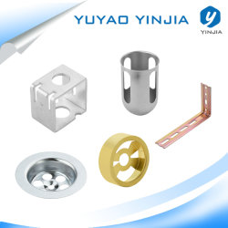 Высокая точность пользовательских листовой металл штамповки для машин / Мебель / Mobilephone / Auto часть