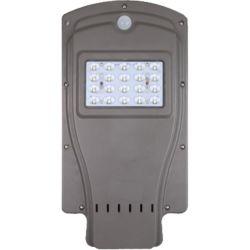 IP65 étanche 20W bon ménage mur extérieur de l'alimentation du capteur solaire LED éclairage de rue