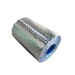 Doppi materiali di alluminio dell'isolamento della stagnola della bolla/isolamento termico